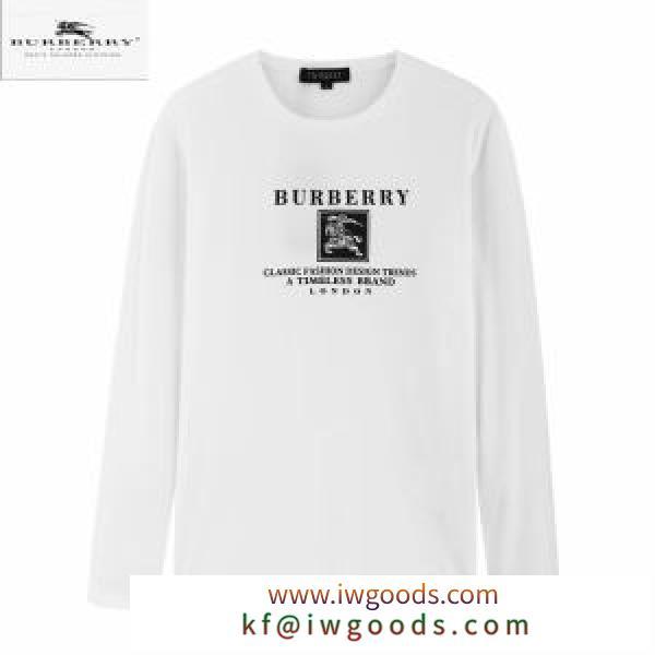 お手頃で人気上昇中秋冬新作 Burberry 長袖tシャツスーパーコピー バーバリーコピー 海外セレブの愛用者も多い 秋冬コーデの主役級 iwgoods.com remyKf