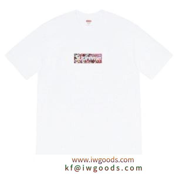シュプリーム 2色可選 春夏に最も需要のある SUPREME 大人スタイリッシュ 半袖Tシャツ VIPセールで驚き iwgoods.com bGri8r