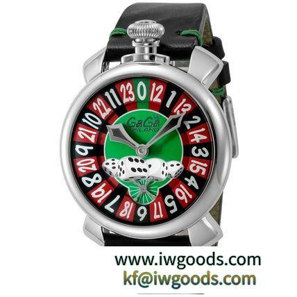ガガミラノ 偽物 ブランド 販売 腕時計 メンズ ブラック 5010LV01-BLK-SKULL iwgoods.com:oy0y2i-3