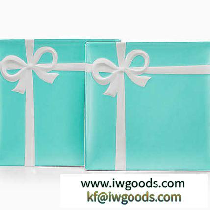 スーパーコピー Tiffany&CO.☆ブルーボックス付き☆ティファニー 激安スーパーコピーペアプレート iwgoods.com:lpwsdu-3