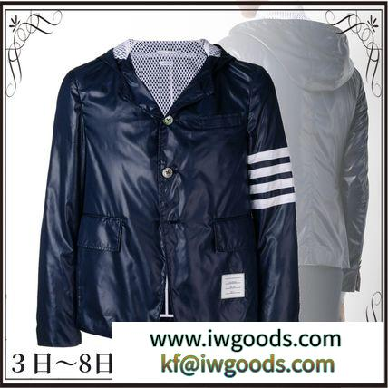 関税込◆4-Bar Hooded Ripstop Sport Coat iwgoods.com:gdg124-3