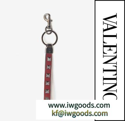 【国内発送】VALENTINO 激安スーパーコピー キーホルダー Red Rockstud Keyring iwgoods.com:6r3yh4-3