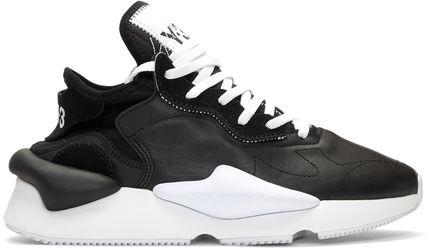 // Y-3 コピー品  // KAIWA SNEAKERS BLACK & White ブランド コピー F97415 スニーカー iwgoods.com:vlc73u-3