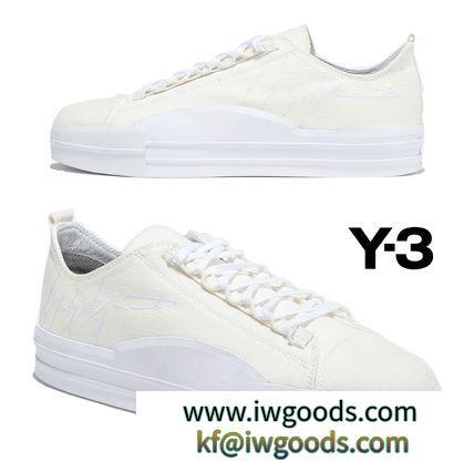 新作 Y-3 ブランドコピー商品 YUBEN LOW スニーカー iwgoods.com:azbwml-3