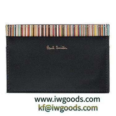 ポール・スミス カードケース/名刺入れ AUPC4768 W761A 79 iwgoods.com:1y5qd8-3
