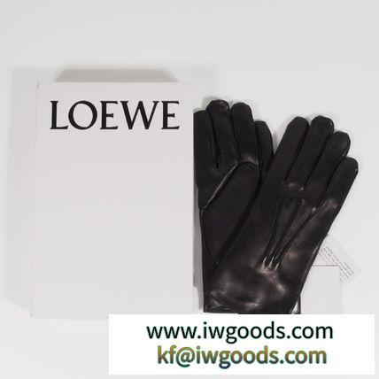LOEWE ブランド 偽物 通販★ロエベ コピーブランド Piping Glove[RESALE] iwgoods.com:3e0cwh-3