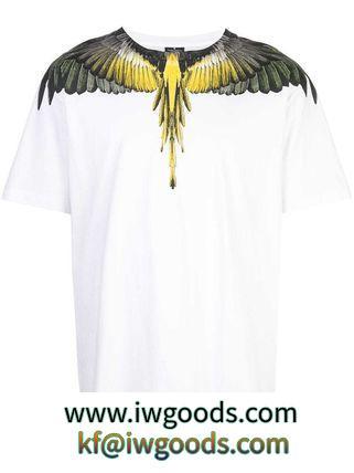 ∞∞Marcelo Burlon ブランド 偽物 通販∞∞ WING コピー品s Tシャツ iwgoods.com:s58ik2-3
