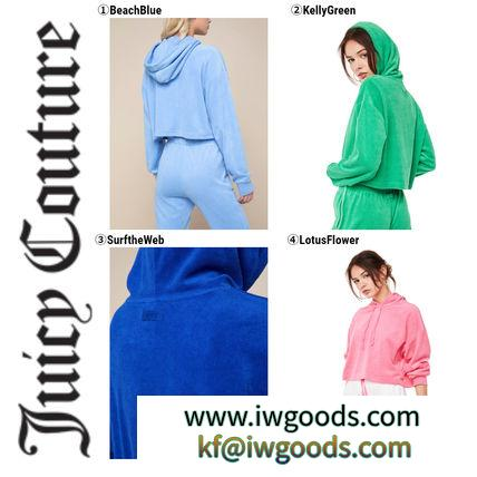【Juicy COUTURE コピー商品 通販】☆MICROTERRY HOODED PULLOVER iwgoods.com:gbgwgz-3
