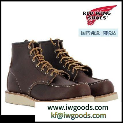 Red WING 激安スーパーコピー レースアップ ショートブーツ〈国内発送・関税込〉 iwgoods.com:pownfw-3