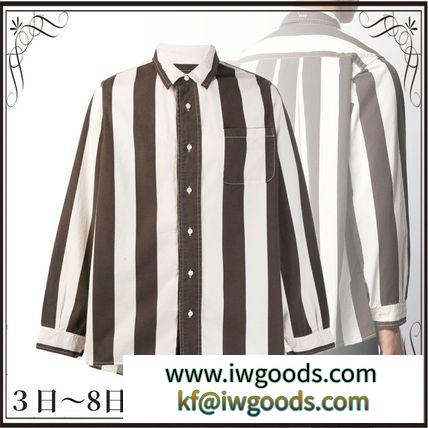 関税込◆striped casual shirt iwgoods.com:os92jd-3