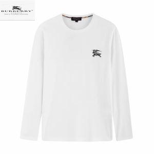 着心地抜群おすすめバーバリー コピー 服 カジュアルな Burberry長袖tシャツコーデサイズ感抜群メンズコットンウェア3色 iwgoods.com D4buaC-3