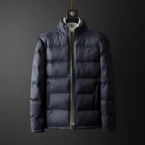 秋冬シーズンおすすめの防寒着 アルマーニ ARMANI 秋冬流行2019-2020年人気色  ダウンジャケット メンズ ファッション機能性や暖かさ着用感すごい iwgoods.com G5L1Lz-3