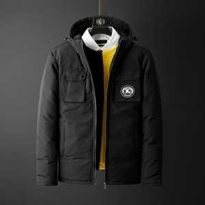 2019-20年秋冬モデル最新のおすすめ  カナダグース お手頃高品質な人気ブランド Canada Goose メンズ ダウンジャケットきれいめ大人スタイルサイズ感 iwgoods.com v45beC-3