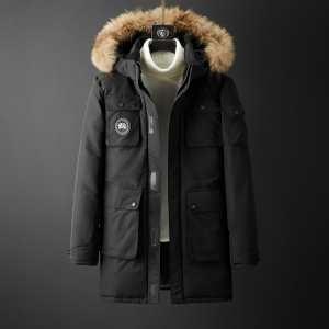 2020秋冬おすすめブランド紹介 カナダグース Canada Goose 秋冬トレンドをうまく押さえ  メンズ ダウンジャケット おしゃれで機能性の高い iwgoods.com 9zyS9j-3