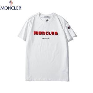 究極的なシンプルさが漂うモデル モンクレール Tシャツ 値段 MONCLER メンズ スーパーコピー ロゴ 黒白 ストリート VIP価格 iwgoods.com qqCW5j-3