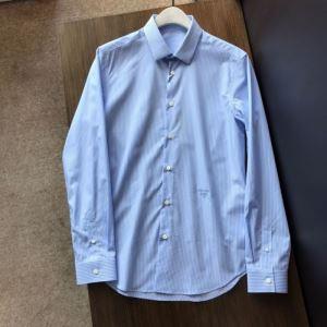 2020春夏ブランドプラダ シャツ サイズ 優質な生地PRADAスーパーコピー ビジネスシャツきれいめコーデ高級感 iwgoods.com j85zSr-3