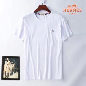 エルメス どのアイテムも手頃な価格で HERMES 3色可選 ファッショニスタを中心に新品が非常に人気 半袖Tシャツ iwgoods.com 5zGvqC-3