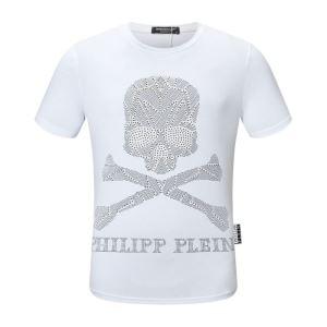 3色可選 激安手に入れよう   フィリッププレイン PHILIPP PLEIN 見た目も使い勝手 半袖Tシャツ iwgoods.com KDyeSr-3