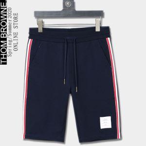 2色可選 THOM BROWNE  有名ブランドです トムブラウン  限定品が登場 ショートパンツ 着こなしを楽しむ iwgoods.com CiWXDu-3