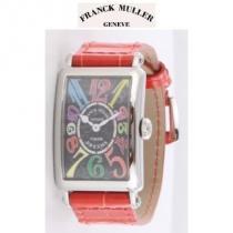 ラグジュアリー ★ FRANCK MULLER ブランド コピー ★ レディース腕時計 オレンジ iwgoods.com:elk61s-1