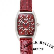 ☆Franck MULLER 激安コピー☆ Cintree Curvex RED CARPET ウォッチ♪ iwgoods.com:x4i8t6