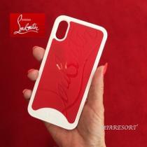 ホワイト IPhone X/XS ☆ Loubiphone ケース ☆ 早い者勝ち! iwgoods.com:edcyxw-1