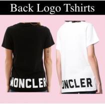 MONCLER ブランドコピー モンクレール ブランド コピー バックロゴ Tシャツ iwgoods.com:myzvwb-1