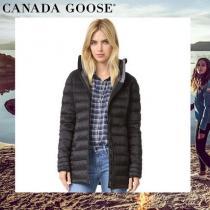 ☆国内発送☆ CANADA Goose 偽物 ブランド 販売 Brookvale Coat ダウンジャケット iwgoods.com:qdbimd-1
