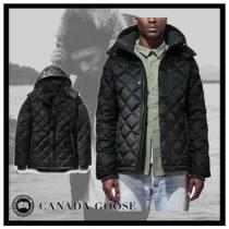 即完売!直営 カナダグース ブランド 偽物 通販*Hendriksen Coat Black Label iwgoods.com:22fhe6-1