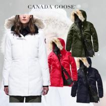 CANADA Goose スーパーコピー 代引 Victoria Parka 華やかに印象を与える 4色展開 iwgoods.com:mcj269-1