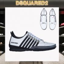 【18SS NEW】D SQUARED2_men /251スニーカーWH iwgoods.com:v975mn