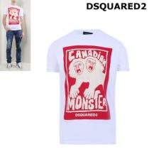 DSQUARED2 スーパーコピー 代引 CANADIAN MONSTER PRIN...