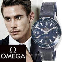 VIPセール♪安心の国内発送!オメガ 激安スーパーコピー Seamaster Planet Ocean 紺 iwgoods.com:absgwg