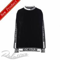 ★19FW★【Dolce&Gabbana コピー品】ロゴエッジ OVERSIZE スウェット iwgoods.com:bw7reh-1