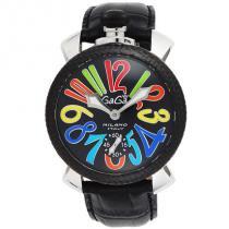 ガガ ミラノ 5015.01S-BLK 腕時計 iwgoods.com:360grd-1