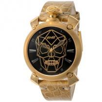 ガガミラノ コピー商品 通販 腕時計 Manuale 45mm Bionic Skull オートマ スカル iwgoods.com:n86pqc-1