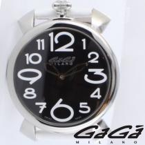 大人気 ☆GaGa Milano スーパーコピー☆ MANUALE THIN 46MM STEEL NUMBERS♪ iwgoods.com:gu7pi9