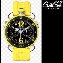 大人気 ★ GaGa Milano ブランド コピー ★ クロノ スポーツ 45mm ラバー 7010.06 iwgoods.com:y7sfyg-1
