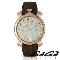 大人気 ☆GaGa Milano スーパーコピー 代引☆ MANUALE THIN 46MM ROSE GOLD♪ iwgoods.com:xgq5r3