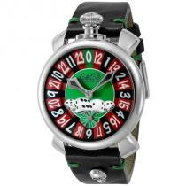 ガガミラノ 偽物 ブランド 販売 腕時計 メンズ ブラック 5010LV01-BLK-SKULL iwgoods.com:oy0y2i-1