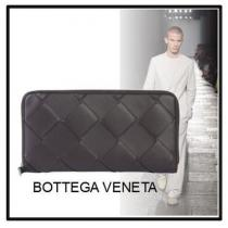 【BOTTEGA VENETA ブランドコピー通販】ZIP-UP LEATHER WALLET iwgoods.com:imvxmi