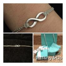 激安スーパーコピー Tiffany & Co】INFINITY Bracelet in Sterling Silver iwgoods.com:b6c7sh
