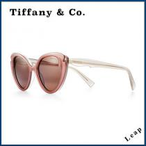 【コピーブランド Tiffany & Co.】人気 Cat Eye Sunglasses★ iwgoods.com:mttztj