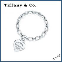 【ブランド コピー Tiffany & Co.】人気 Heart tag Charm and bracelet★ iwgoods.com:ng4fa6