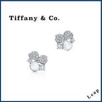 【激安スーパーコピー Tiffany & Co.】人気Diamond Cluster Earrings ピアス★ iwgoods.com:99dvbn-1