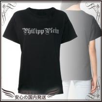 関税込◆rhinestone logo T-shirt iwgoods.com:lo2exm-1