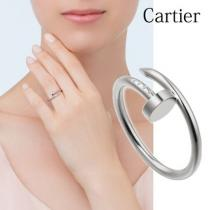 【CARTIER 激安スーパーコピー】国内発送 ジュスト アン クル リング SM iwgoods.com:awwy3g