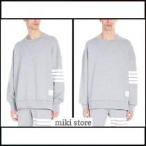 【Thom BROWNE 激安コピー】オーバーサイズスウェットシャツ iwgoods.com:lst2os-1
