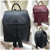 SALE!!【TORY Burch 激安スーパーコピー】Taylor Backpack♪リュック♪タッセル付 iwgoods.com:dtzj2c