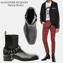 Alexander mcqueen コピー品 harness booties iwgoods.com:4mhyaq